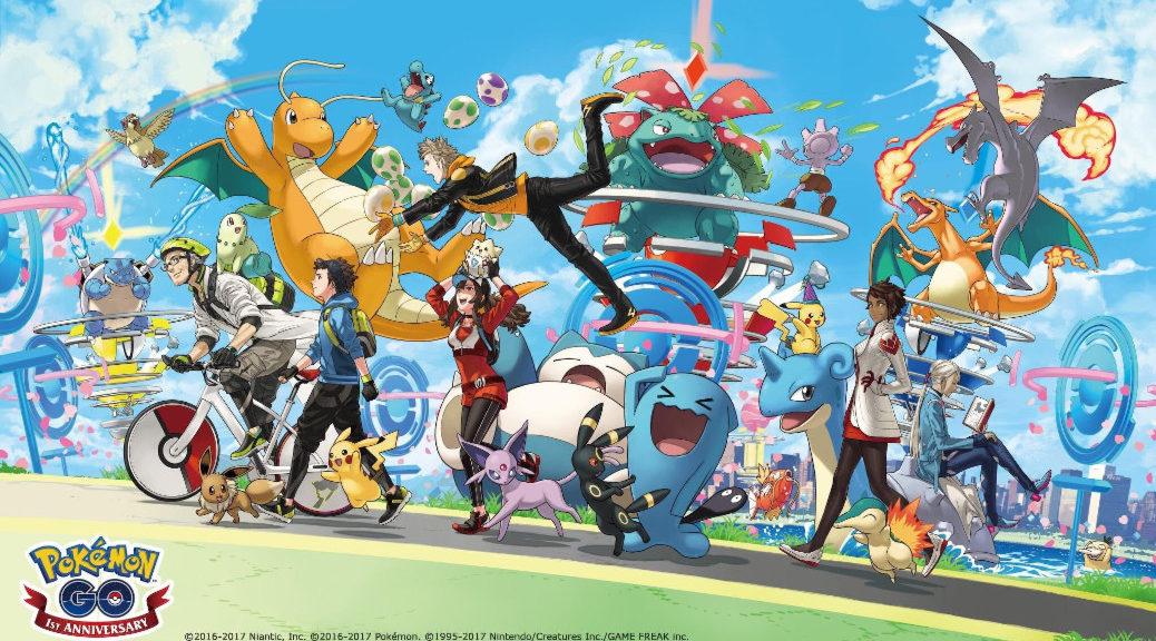 Pokémon GO Fest 2019 a Globální výzvy pro všechny hráče