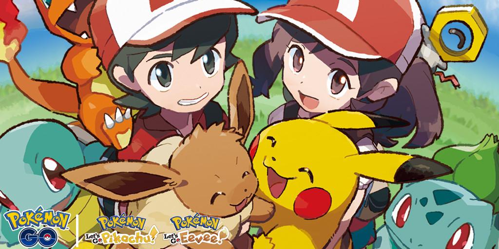 Pokémon Let's Go event