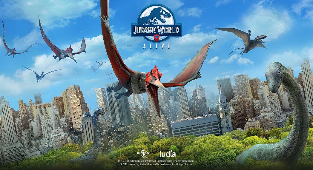 Pikatchu versus Tyranosaurus Rex – Jurasic World Alive
