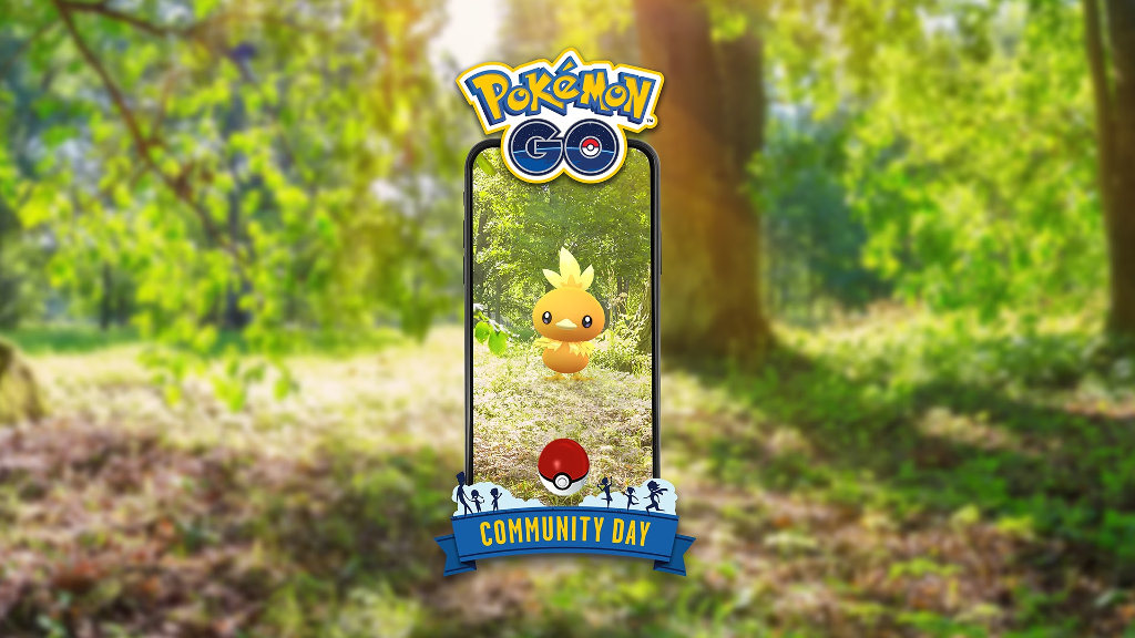 Torchic Pokémon GO community day – 19. května